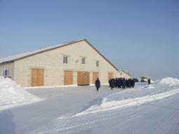 Мельниковская ферма.
