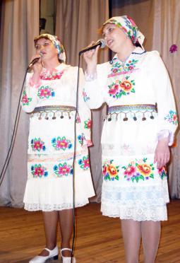 М. Гребнева и Л. Чепайкина (Яранский район).
