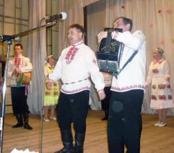 Поёт А.Ф. Конаков.