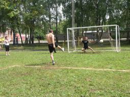 Сельские спортивные игры.