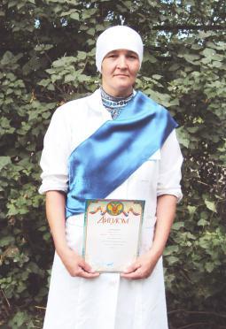 Н.С. Микина (ОАО «Ластинское»).