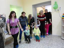 Добро пожаловать в детский сад!