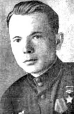 Иван Анисимович Ведерников.