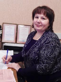 Е.Н. Кузнецова.