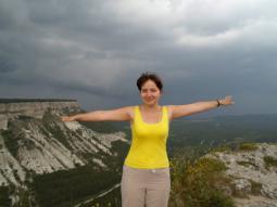 Ксения Зверева, студентка МГУ.