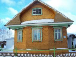 Дом В.М. Щёкотова.