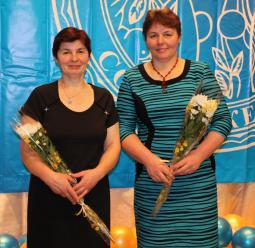 Т.А.Мотовилова и Г.Зверева.
