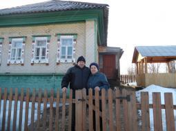Супруги Лавриненко.