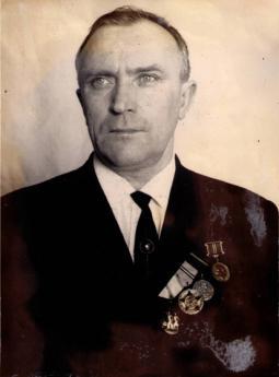 М.И. Князев – председатель колхоза «Память Куйбышева», директор совхоза «Пижанский»