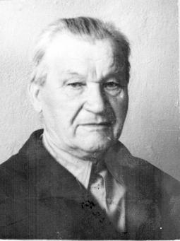 А.И. Мациевский – председатель колхоза «Ижевский»