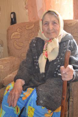 Натальяе Ивановне Седовой исполнилось 100 лет.