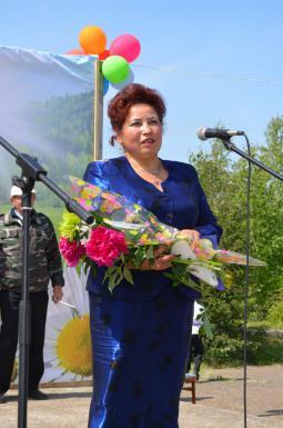 Алевтина Григорьевна Лобанова.
