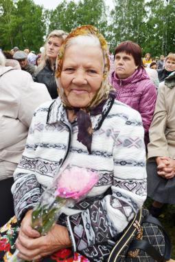 Апполинария Петровна Царегородцева.