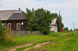 Деревня Чертёнки.
