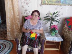 Галина Ивановна Лебедева.