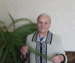 Нина Константиновна Софронова.