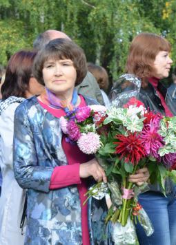 Галина Павловна Дудина.