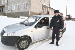 А.И. Шабалин и К.Э. Яковлев готовы приступить к несению службы.