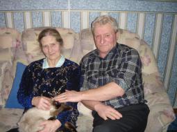 Супруги Созоновы.