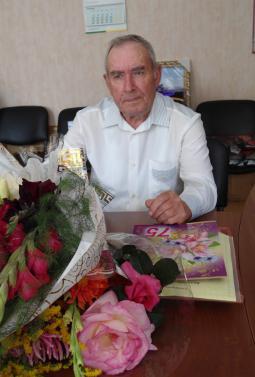 В.П. Бухарин.