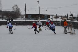 Хоккей (Мари-Ошаево).