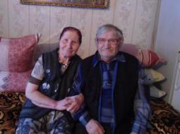 Супруги Христолюбовы.