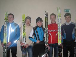 Игорь Коновалов, Анастасия Кумачёва, Мария Яковлева (VIII место), Павел Мензоров, Данил Овечкин (VIII место).