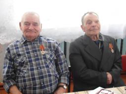 Г.М. Зыков и Н.Н. Журавлёв.