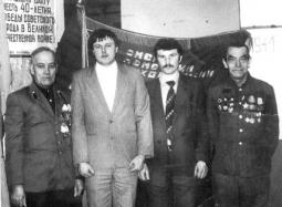 Н.О. Баранов, А.Ю. Репин, А.А. Шарыгин, А.А. Смотрин.