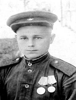 Анисим Ермилович Баранов.