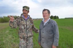 П.В. Тесмеев и М.И. Ошаев.