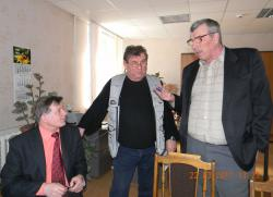 В.Г. Хомук, В.Е. Говязин, И.В. Попенов.