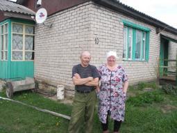 Супруги Захаровы.