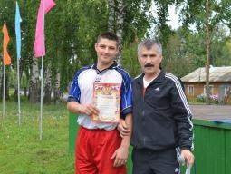 Антон Дудин несёт службу в ракетных войсках в Московской области. В течение многих лет во время отпуска защищает честь района в областных соревнованиях по баскетболу и футболу. Участвует во всех районных соревнованиях, проводит мастер-классы для молодёжи.