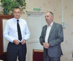 Е.С. Редькин и С.П. Мотовилов.
