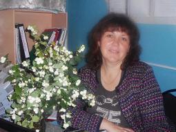 Ольга Гельмановна Колбина.