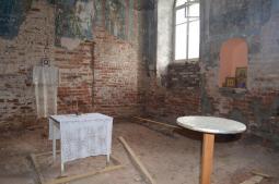 Спасская церковь села Иж.