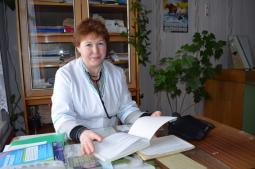 Римма Николаевна ЛОСКУТОВА, фельдшер Щеглятовского ФАПа.