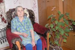 Валентина Григорьевна ЛОСКУТОВА.
