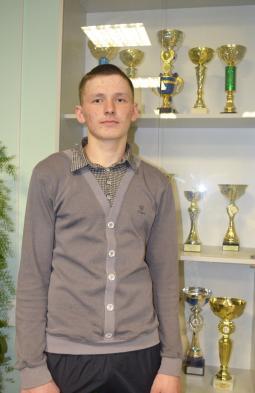 Саша Пайметов.