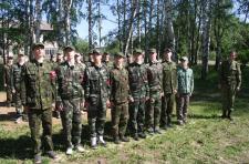 Военные сборы-2011.