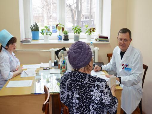 На приёме у кардиолога-аритмолога О.В. СОЛОВЬЁВА