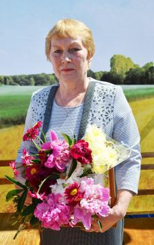 Роза Николаевна ИПАТОВА