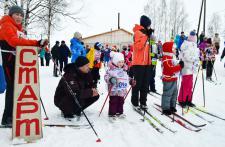 «Лыжня России-2017» в Пижанке