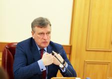 Пресс-конференция главы региона И.В. Васильева