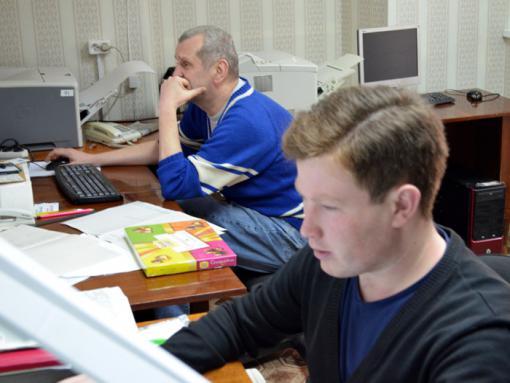 В.М. Чистоусов и К.О. Ожиганов