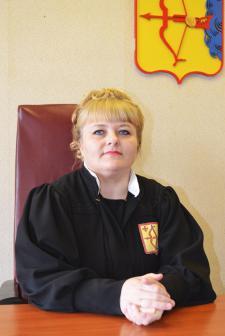 Татьяна Николаевна Блинова мировой судья судебного участка № 34 Советского судебного района Кировской области