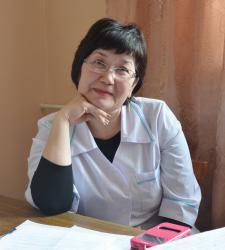 Валентина Григорьевна Чорнс, психиатр-нарколог Пижанской ЦРБ