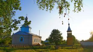 Пижанская Христорождественская церковь