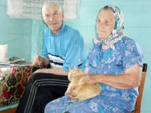 Семья Седых